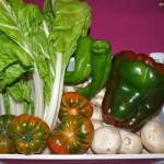 Cómo conservar las verduras y hortalizas en la nevera