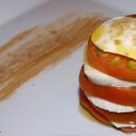 Ensalada de tomate Raf con mozzarella – RECETA