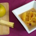 Manzana asada en estuche de vapor Lékué – RECETA