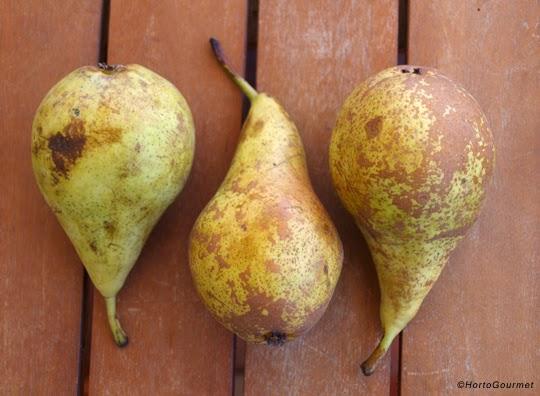 Propiedades de la pera y sus beneficios