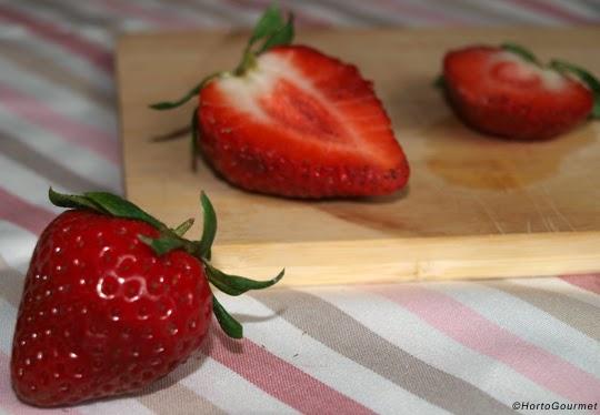 Propiedades de la fresa y sus beneficios