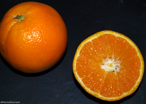 La naranja, uno de los cítricos más importantes