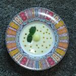 Sopa fría de melón - RECETA