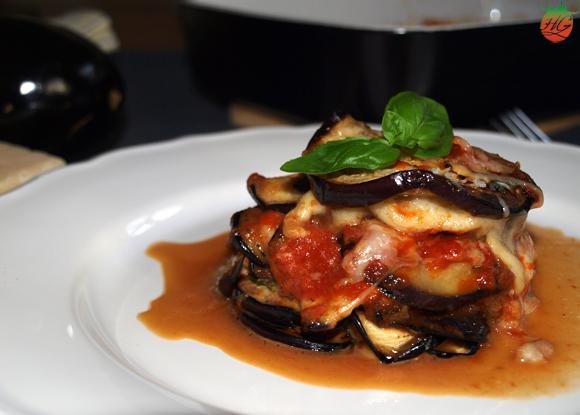 Berenjenas a la parmesana – RECETA