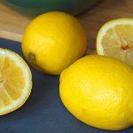 El limón, el cítrico por excelencia