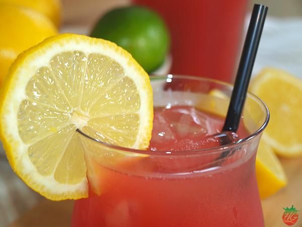 Receta Limonada de sandía