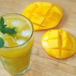 Mojito de mango - RECETA