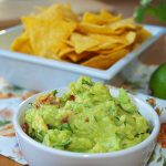 Guacamole mexicano – RECETA