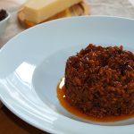 Risotto de tomates secos – RECETA