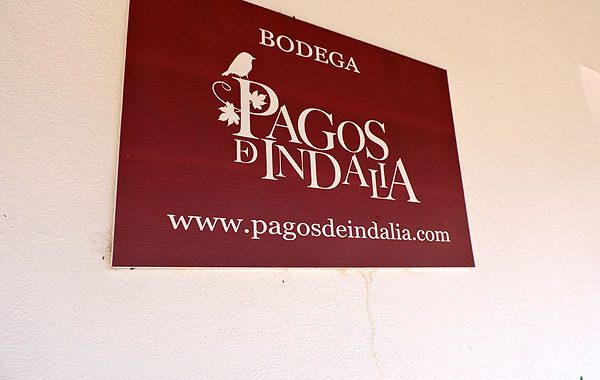 Bodega Pagos de Indalia Almería