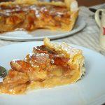 Tarta de manzana - RECETA