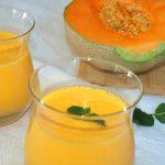 Mousse de melón – RECETA