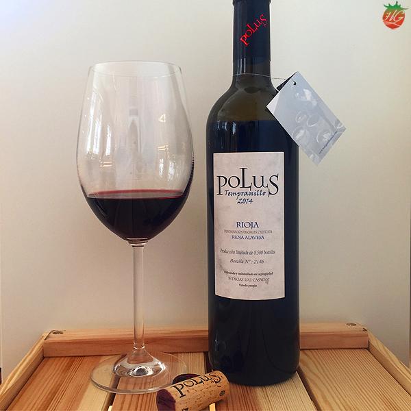 Polus, un Rioja excepcional