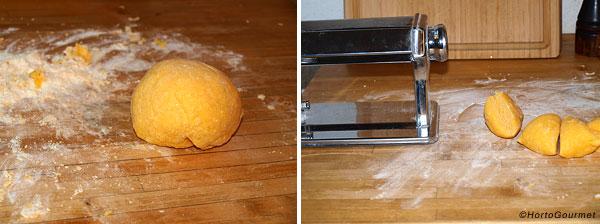 Raviolis de espinacas y queso ricotta paso 5