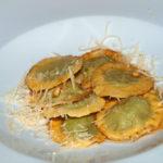 Raviolis de espinacas y queso ricotta - RECETA