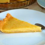 Tarta de limón y vainilla - RECETA