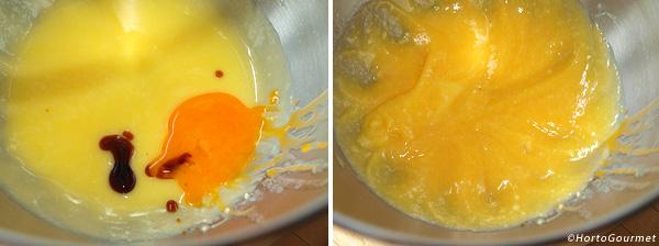 Tarta de limón y vainilla paso 2