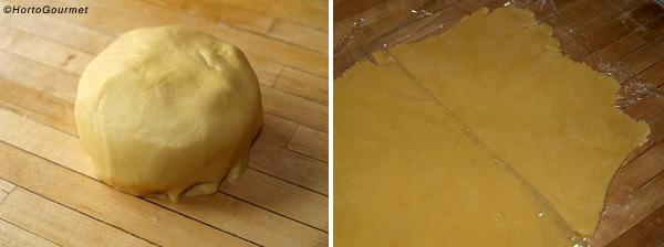 Tarta de limón y vainilla paso 4