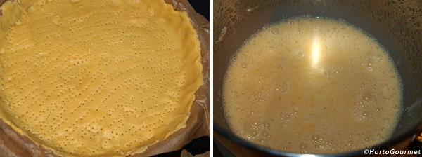 Tarta de limón y vainilla paso 5
