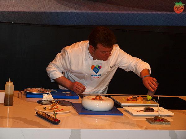 Antonio Carmona en Salón de Gourmets 2018