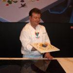 Antonio Carmona y Almería Sabores en el Salón de Gourmets 2018