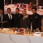 David Bisbal impulsa Sabores Almería en el Salón de Gourmets