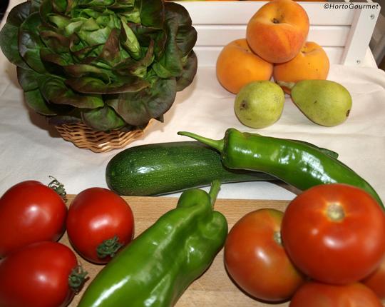 Alimentación saludable en casa