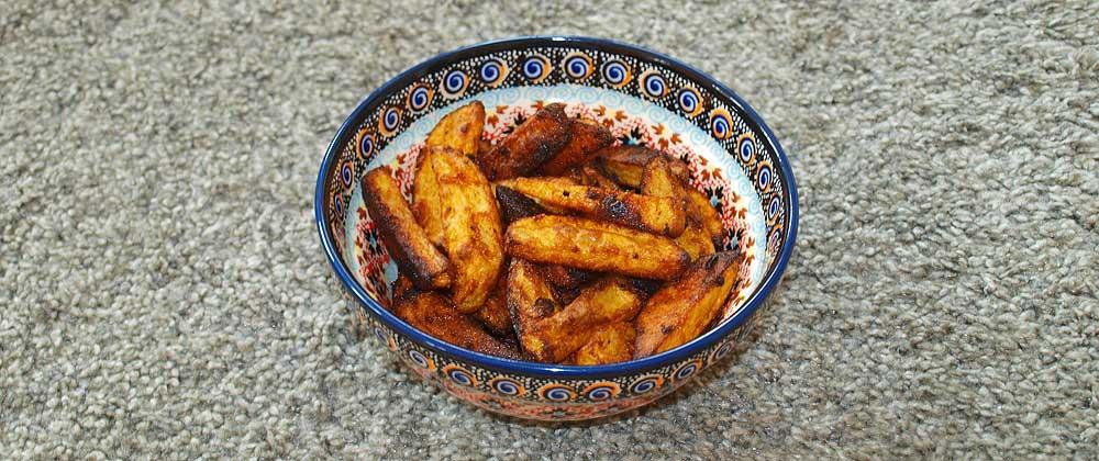Receta Patatas con pimentón