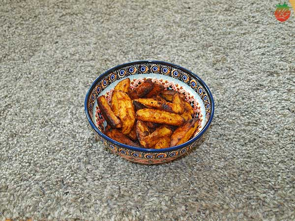 Patatas con pimentón HortoGourmet