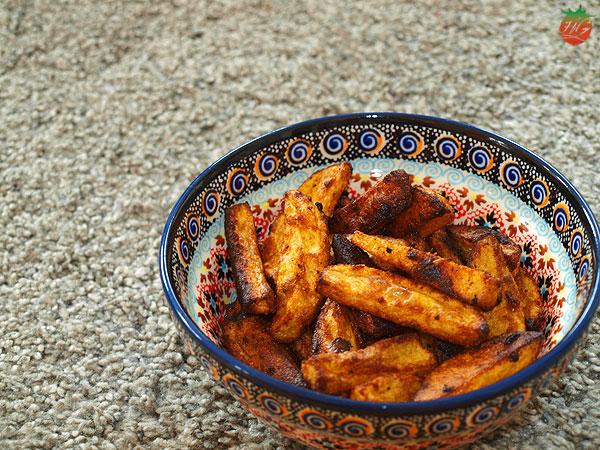 Receta Patatas con pimentón HortoGourmet