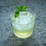 Gin Basil Smash - RECETA