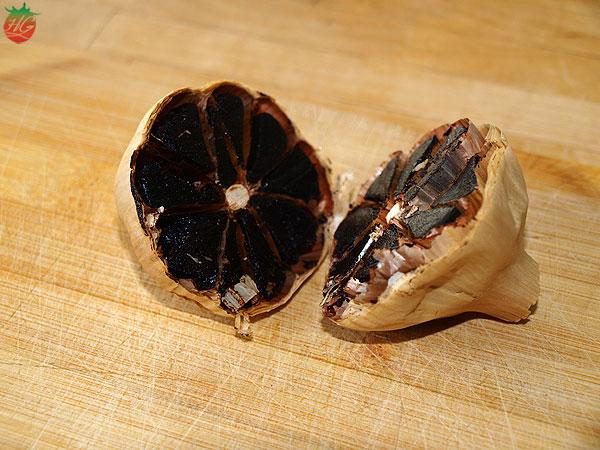 Propiedades del ajo negro HortoGourmet