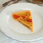 Quiche de tomate y queso – RECETA