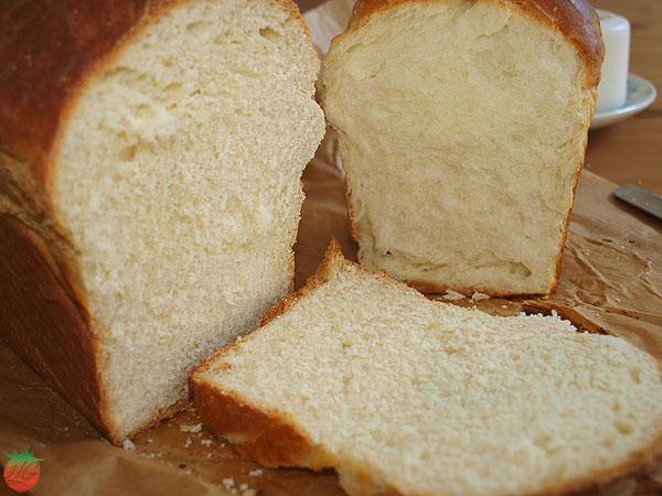 Receta Pan de leche HortoGourmet
