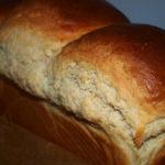 Pan de leche - RECETA