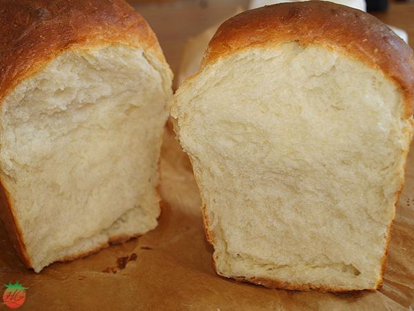 Receta Pan de leche