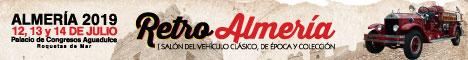 Retro Almería, Salón del vehículo clásico