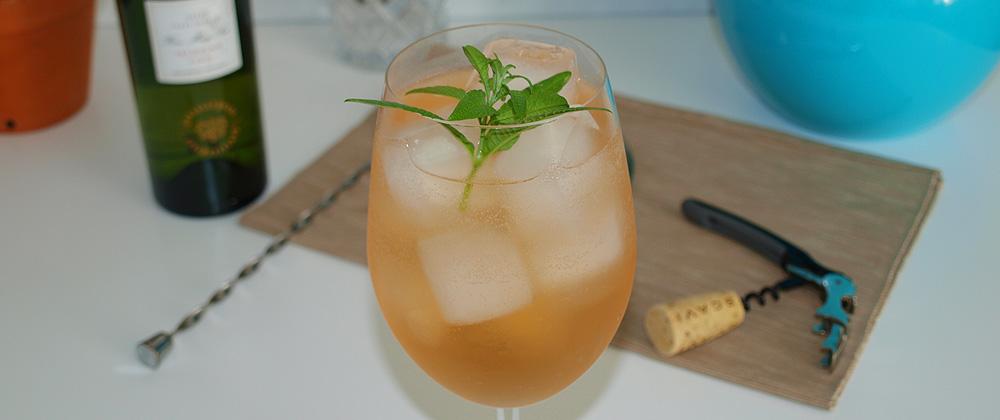 Spritz de hierba luisa