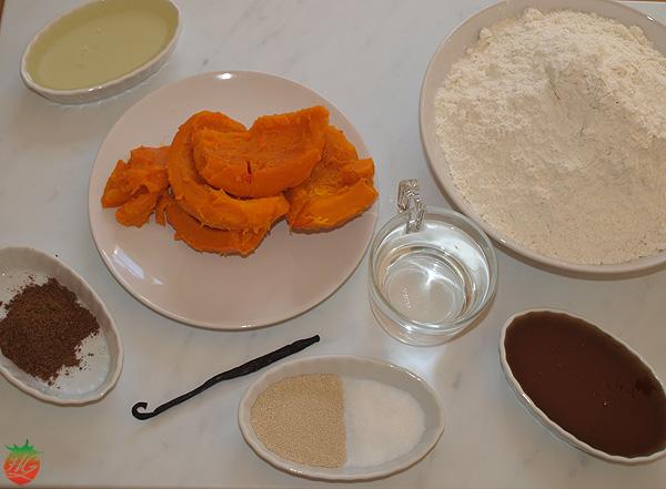 Ingredientes receta