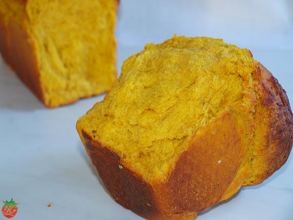 Receta Pan de calabaza especiado HortoGourmet